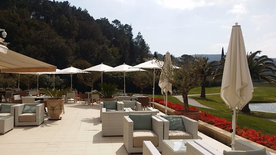 Riviera golf de Barbossi: clubhouse