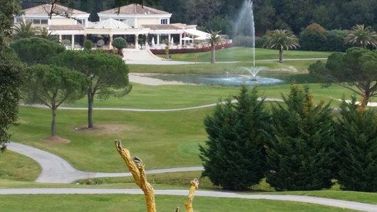 Riviera golf de Barbossi: course & clubhouse