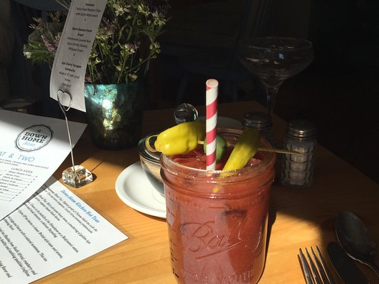 Montpelier, VT: Awesome bloody mary