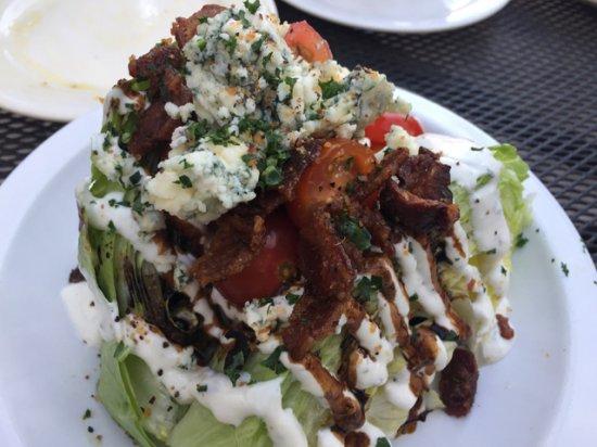 Λαφαγιέτ, Καλιφόρνια: wedge salad