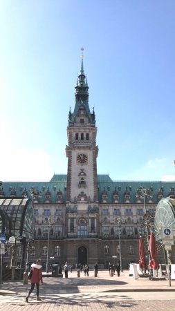 Rathaus: The town hall is amazingly by place just to set and entertain