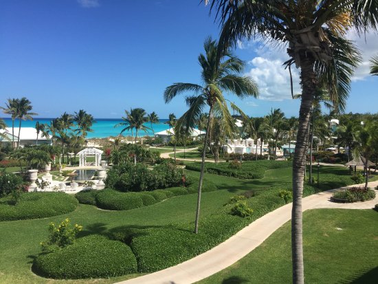 Sandals Emerald Bay Golf, Tennis and Spa Resort: View from Beach House 4