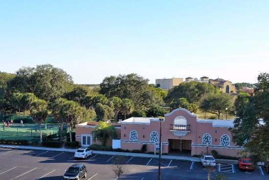Holiday Inn Express & Suites - The Villages: Spanish Springs Town Square is just steps away!