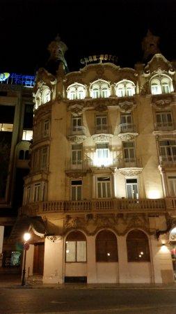 Gran Hotel: uno de los edificios mas bonitos de Albacete