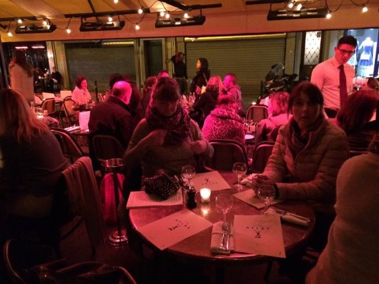 L'Atlas: The restaurant