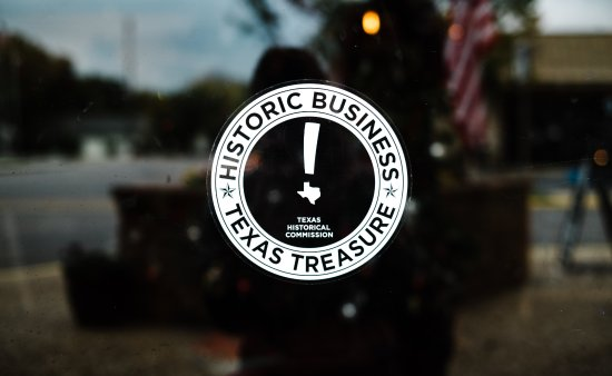 Whitesboro, TX: We are a Historic Business Texas Treasure