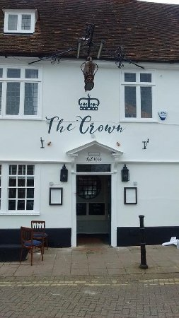 New look - The Crown MK