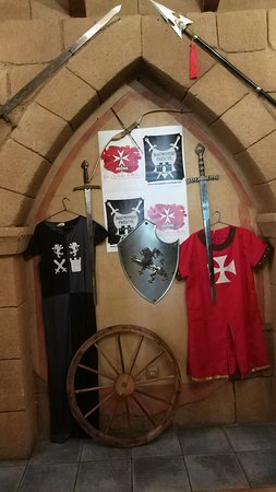 Lora del Rio, Spain: Restaurante Medieval