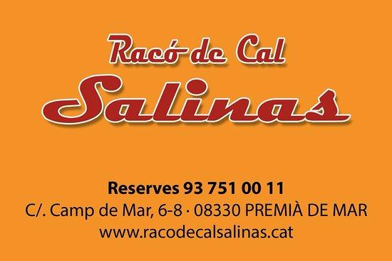 Premia de Mar, Spain: Raco de Can Salines
