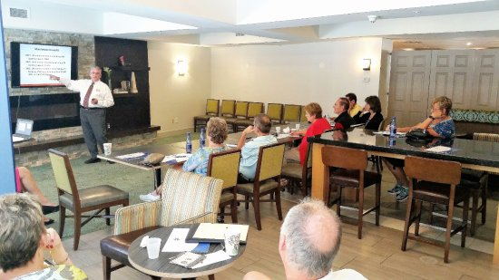 Holiday Inn Express & Suites - The Villages: We offer 3 meeting rooms of 130 sq ft to 900 sq ft