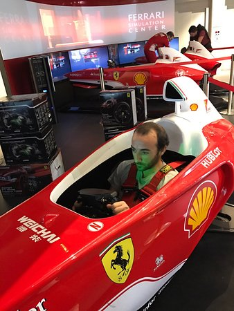 Photo of Tourist Attraction Ferrari Store at Piazza Del Liberty 8, Milan 20121, Italy