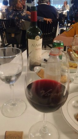 Um vinho com preço interessante!!