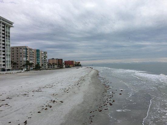 Redington Beach, Floryda: some of the beach - nice