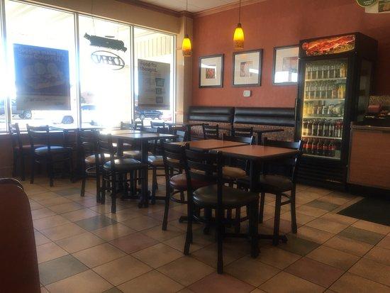 Dillsburg, PA: Dining area