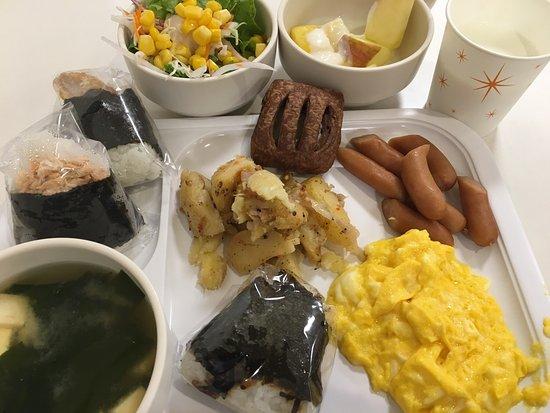 Comfort Hotel Okayama: photo6.jpg
