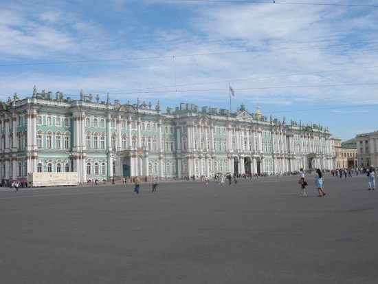 Photo of Historic Site Palace Square (Dvortsovaya Ploshchad) at Дворцовая Площадь, St. Petersburg 190000, Russia