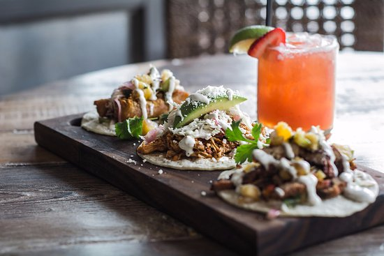 Salt & Lime: Street tacos are our speciality