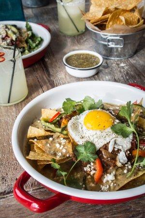 Salt & Lime: Chilaquile