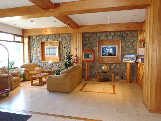 Ushuaia Lounge Stoel.Hotel Tierra Del Fuego Ushuaia Argentinie Foto S Reviews En
