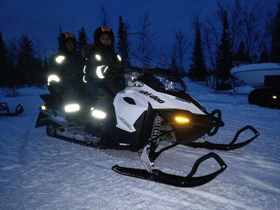 Kiruna Guidetur - Day Trips
