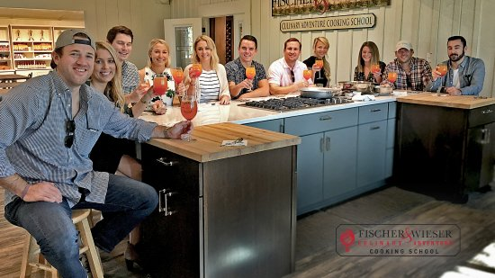 Fischer & Wieser Culinary Adventure Cooking School
