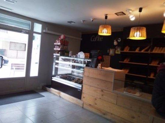 Utebo, Spain: Interior restaurante