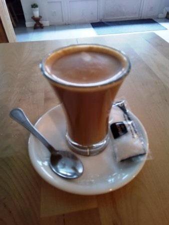 Utebo, Spain: Café cortado