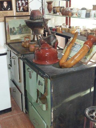 Museo De Mates En Sierra: Cocinas Antiguas
