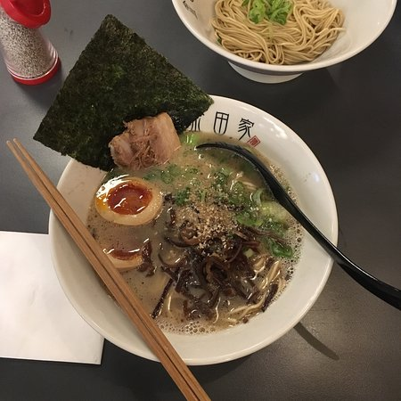 Photo of Japanese Restaurant Kanada-Ya Ramen Bar at 64 St. Giles High Street, London WC2H 8LE, United Kingdom