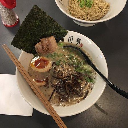 Photo of Japanese Restaurant Kanada-Ya Ramen Bar at 64 St. Giles High Street, London WC2H 8LE, United Kingdom