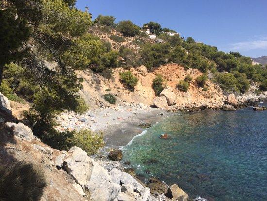 Cliffs of Maro Cerro Gordo