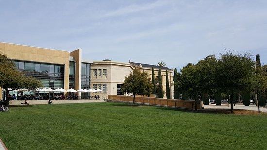 Palo Alto, Califórnia: Stanford