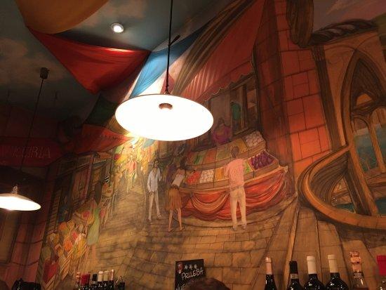 Photo of Italian Restaurant Il Pizzaiolo at Calle Hortaleza 84, Madrid 28004, Spain