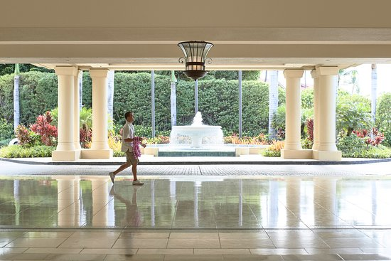 Four Seasons Resort Maui at Wailea: Porte Cochere
