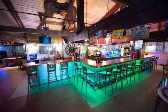 Soldotna, AK: Our Bar is Beautiful