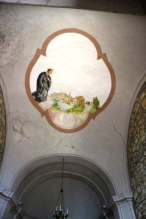 Seborga, Italy: Chiesa di San Bernardo