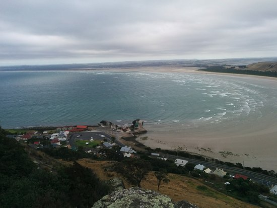 Stanley, Australia: View from one of the lookouts