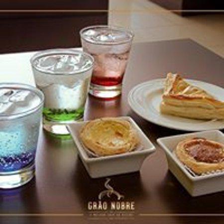 Timbo, SC: Sodas italianas de vários sabores.