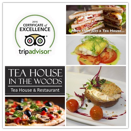 Woodhall Spa, UK: The Tea House in the Woods