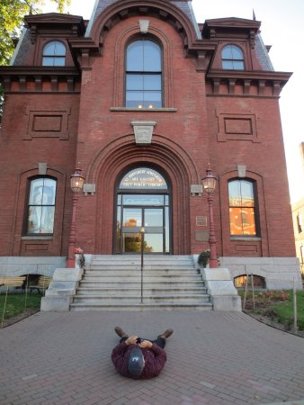Saint Johnsbury, Βερμόντ: Architecture at its Finest