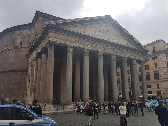 Photo of Pantheon in Rome, RM, IT