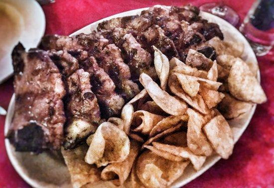 El Gaucho : succulent meat!