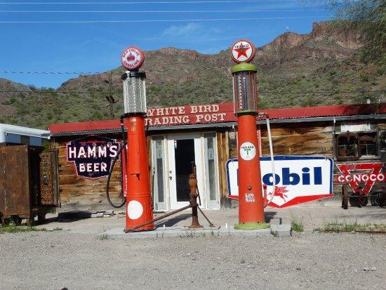Kingman, AZ: Oatman business