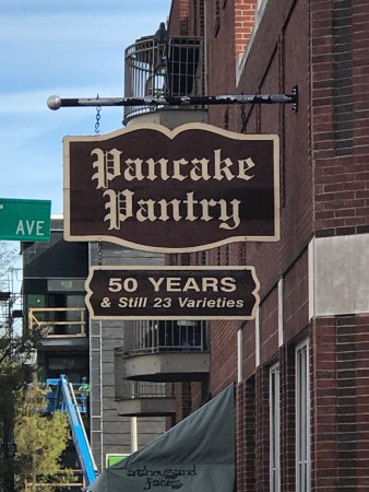 Photo of American Restaurant Pancake Pantry at 1796 21st Ave S, Nashville, TN 37212, United States