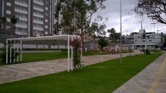 Praça Memorial Eucaliptos