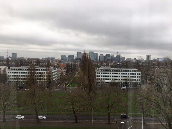 Hilton Amsterdam: new city view