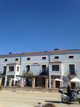 La Vid, Spain: Exterior