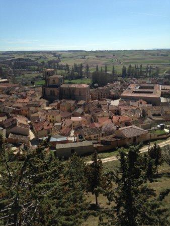 Penaranda de Duero, إسبانيا: Panoramica
