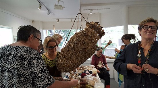 North Sydney, Australië: cordage workshop