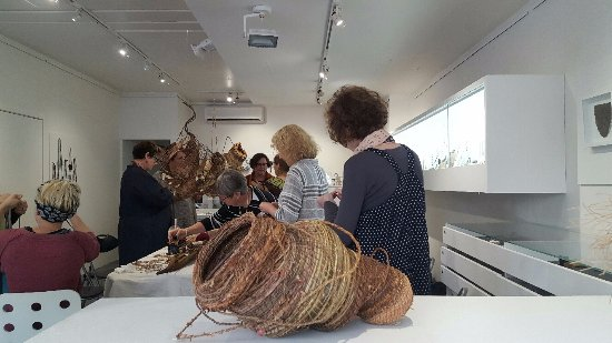 North Sydney, Australia: cordage workshop